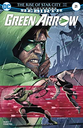 Green Arrow (2016-2019) #21