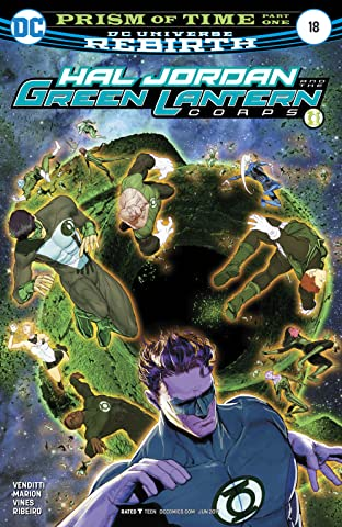 Hal Jordan and The Green Lantern Corps (2016-) No.18