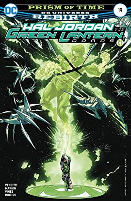 Hal Jordan and the Green Lantern Corps (2016-2018) #19