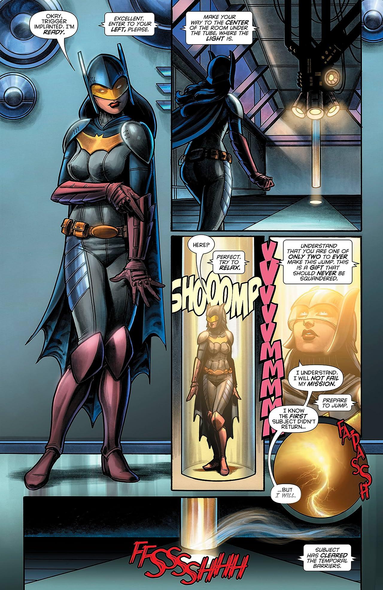 Harley Quinn (2016-) #18