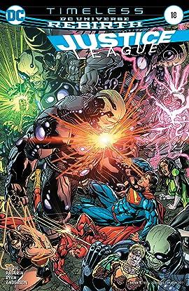Justice League (2016-2018) #18