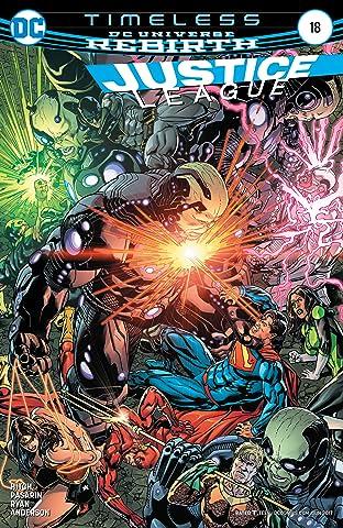 Justice League (2016-) No.18