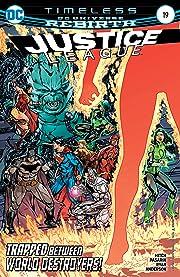 Justice League (2016-2018) #19