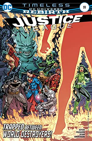 Justice League (2016-) No.19