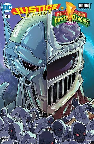 Justice League/Power Rangers (2017-) #4