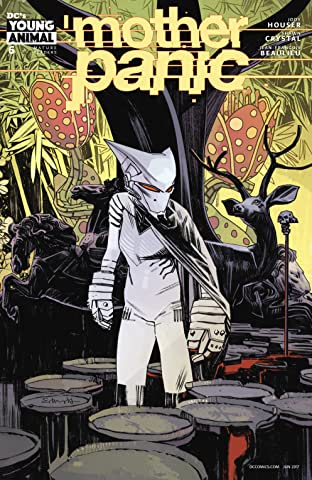 Mother Panic (2016-2017) No.6