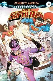 New Super-Man (2016-) #10