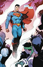 New Super-Man (2016-2018) #10