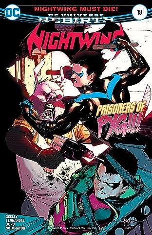 Nightwing (2016-) #18