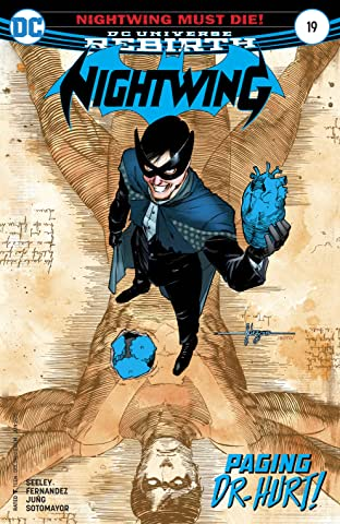 Nightwing (2016-) No.19