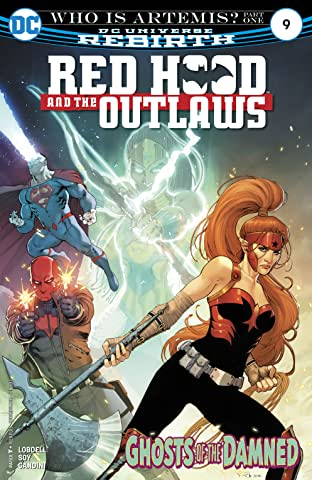 Red Hood and the Outlaws (2016-) #9
