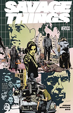 Savage Things (2017-) #2