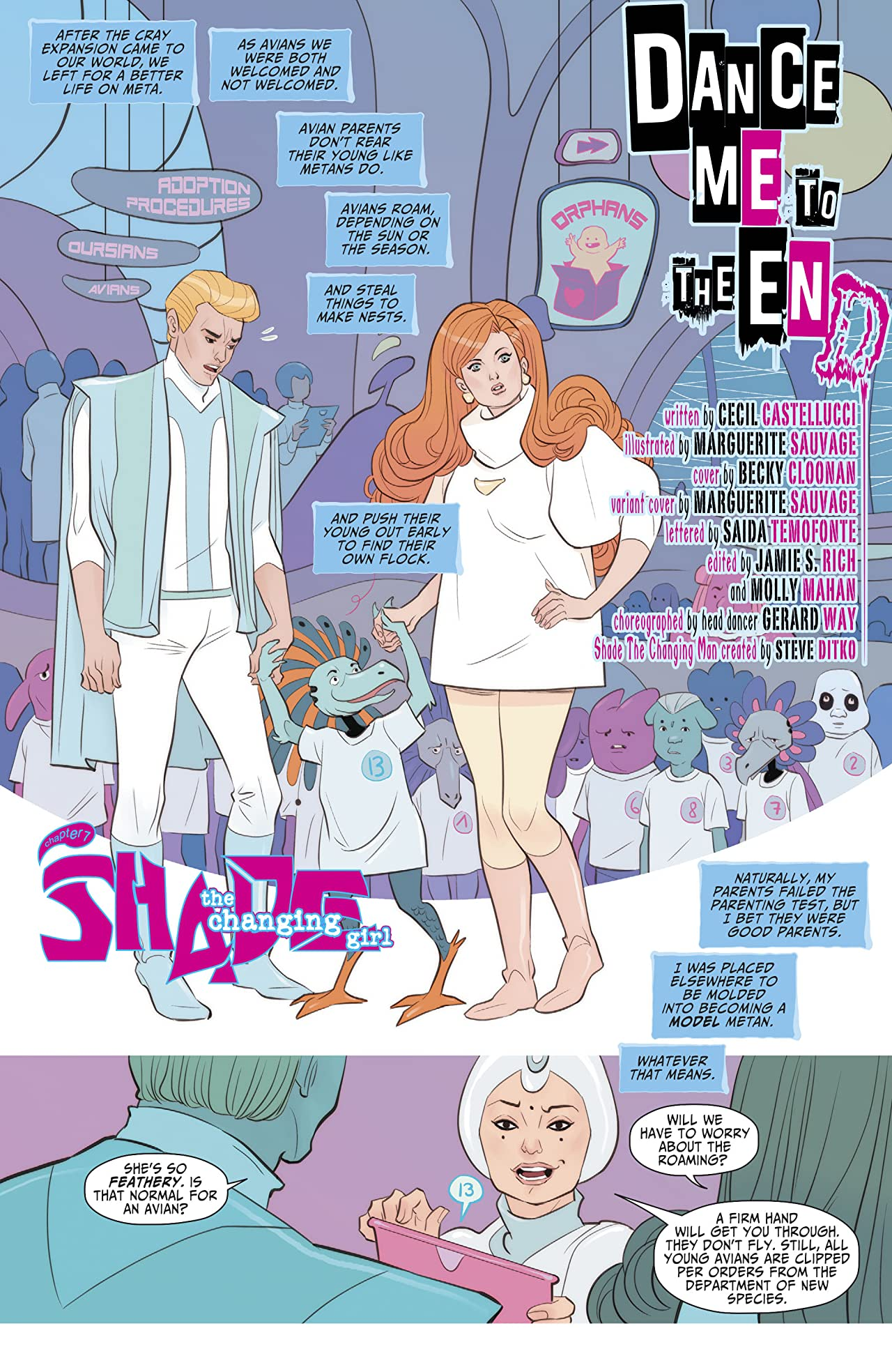 Shade, The Changing Girl (2016-) #7