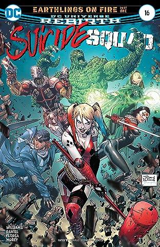 Suicide Squad (2016-2019) No.16