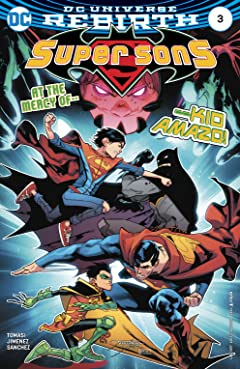 Super Sons (2017-2018) #3