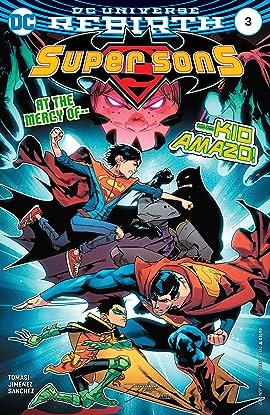 Super Sons (2017-2018) #3