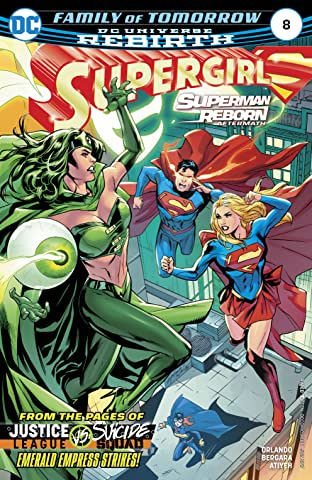 Supergirl (2016-) No.8