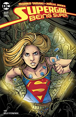 Supergirl: Being Super (2016-) #3