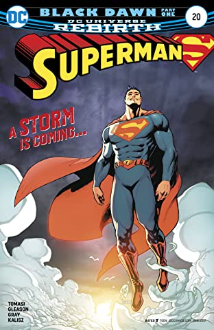 Superman (2016-) No.20