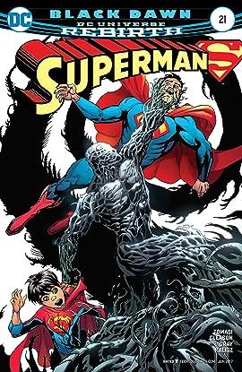 Superman (2016-2018) #21