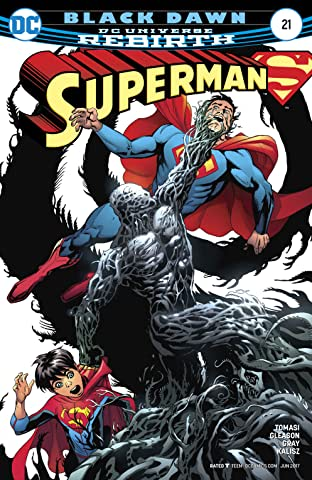 Superman (2016-) No.21