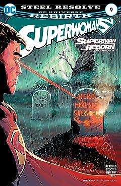 Superwoman (2016-2017) #9