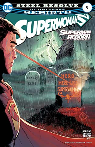 Superwoman (2016-2017) #9