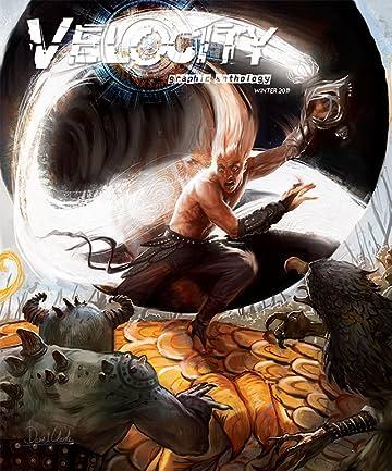 Velocity Graphic Anthology Vol. 1: Winter 2011