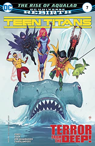 Teen Titans (2016-) No.7