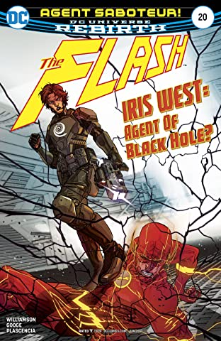 The Flash (2016-) No.20