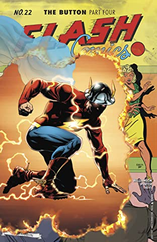 The Flash vol. 5 (2016-2018) 479960._SX312_QL80_TTD_