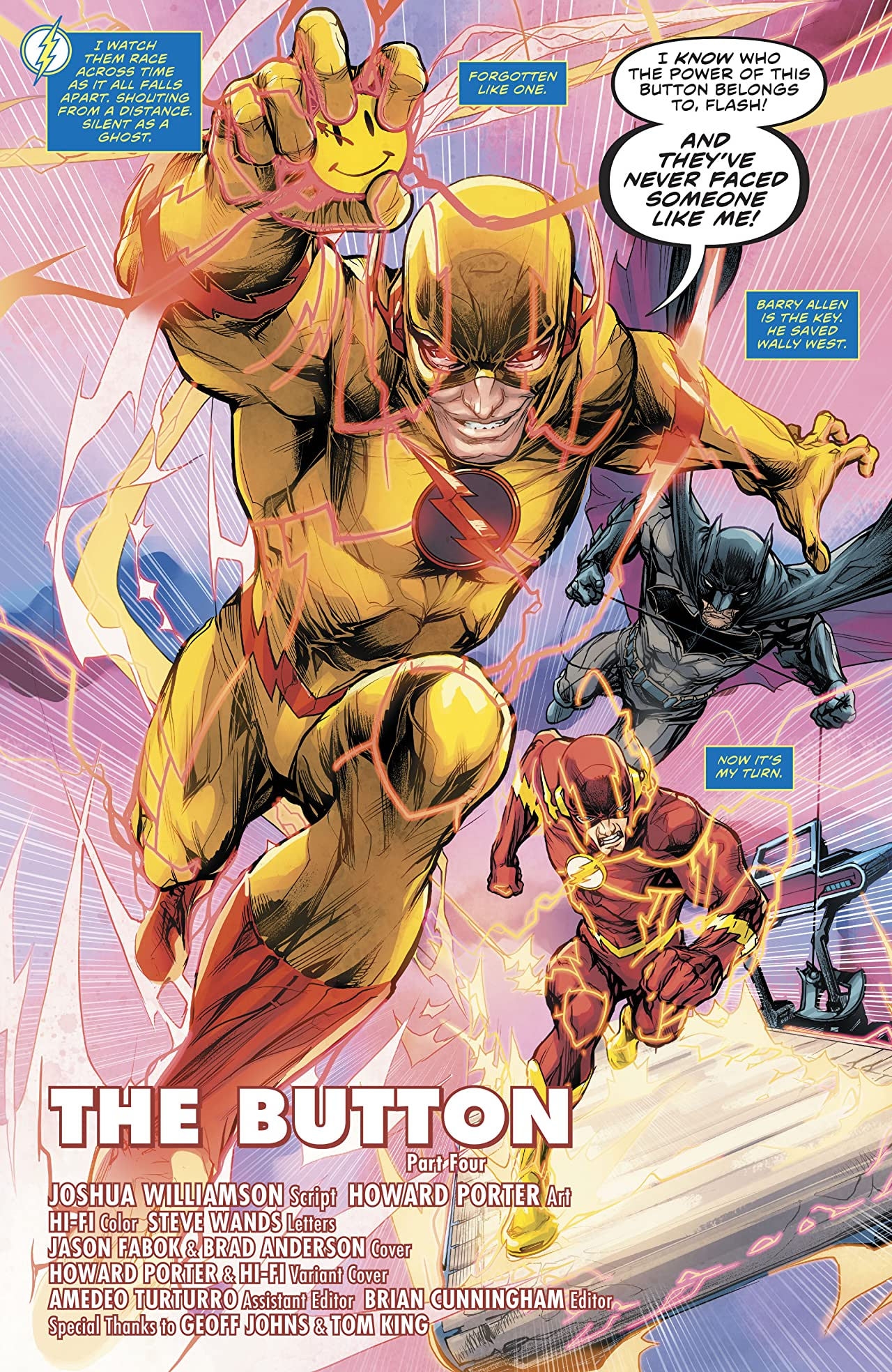 The Flash (2016-) No.22