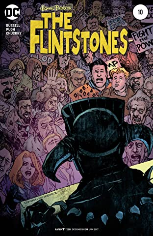 The Flintstones (2016-) No.10