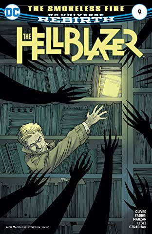 The Hellblazer (2016-2018) #9