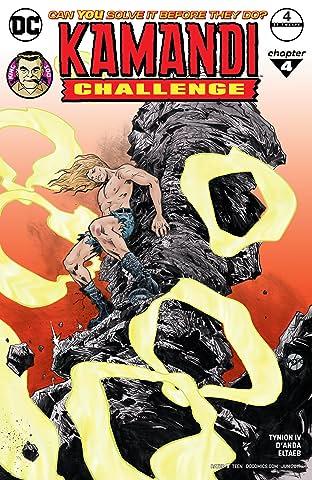 The Kamandi Challenge (2017-) #4