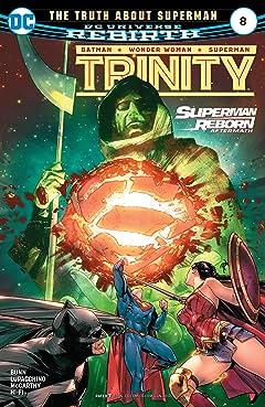 Trinity (2016-) #8