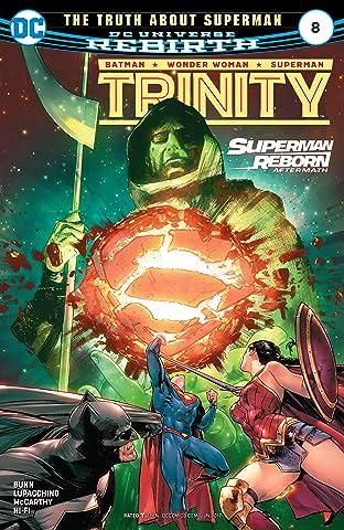 Trinity (2016-2018) #8