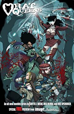 Rat Queens Preview