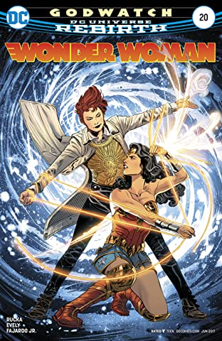 Wonder Woman (2016-) No.20