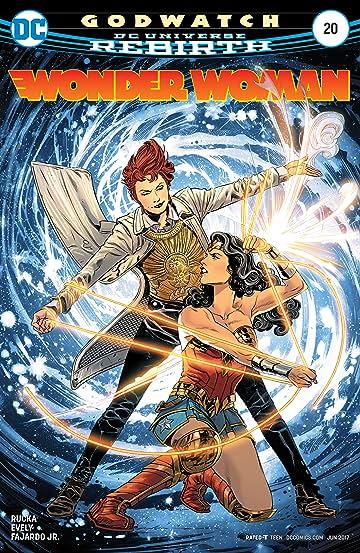 Wonder Woman (2016-) #20