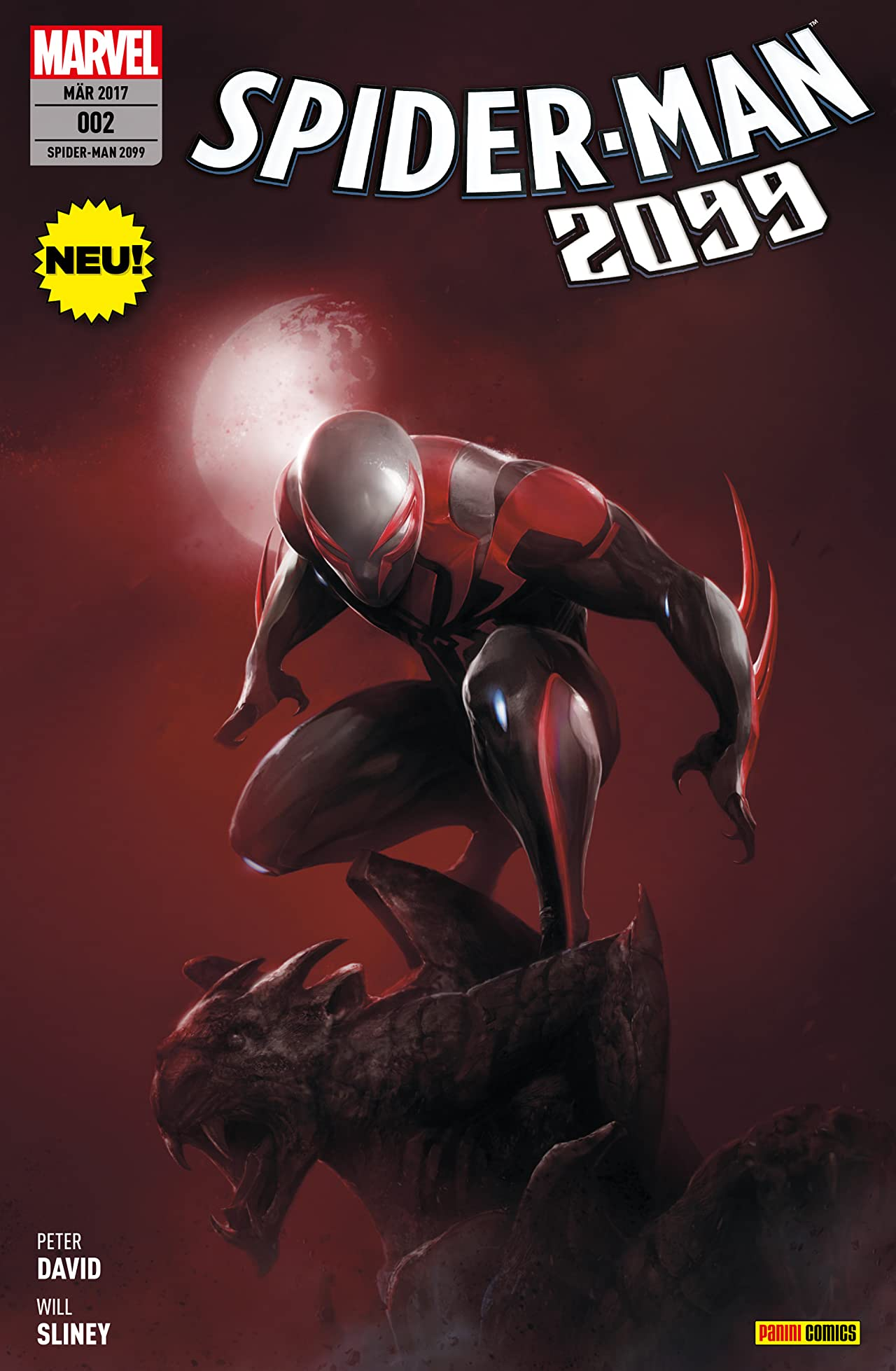 Spider-Man 2099 Vol. 2
