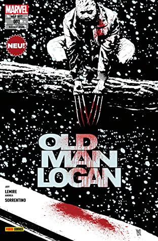 Old Man Logan Vol. 2