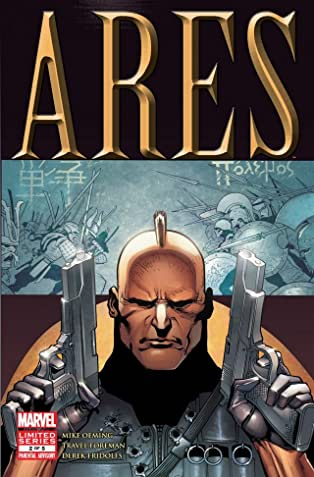 Ares (2006) #2 (of 5)