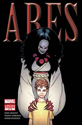 Ares (2006) #4 (of 5)