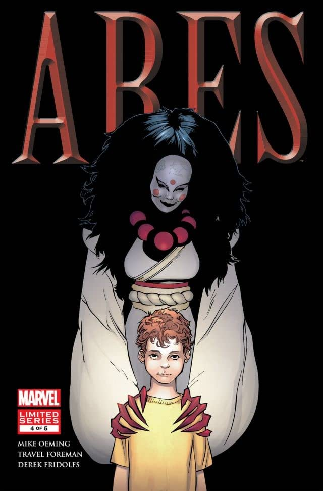 Ares (2006) #4