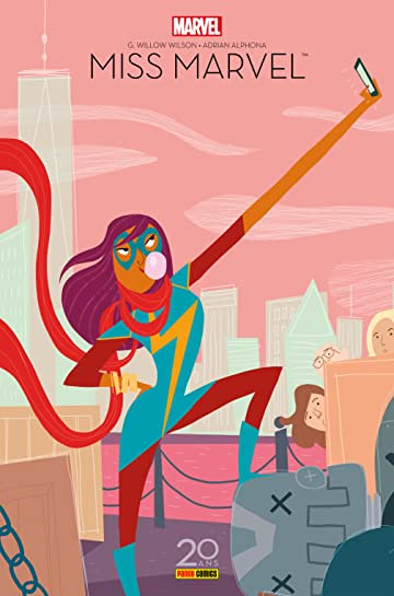 20 Ans Panini Comics Vol. 1: Ms. Marvel - Metamorphose