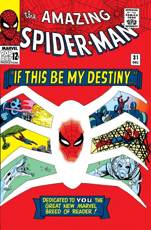 Amazing Spider-Man (1963-1998) #31