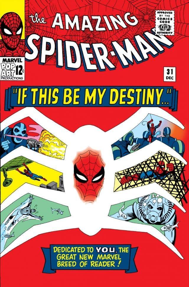 Amazing Spider-Man #031