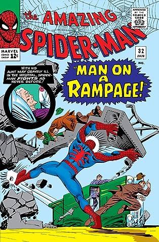 Amazing Spider-Man (1963-1998) #32