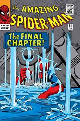 Amazing Spider-Man (1963-1998) #33